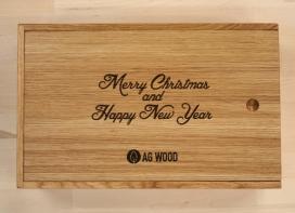 Koka kaste dāvanām