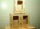 Koka kaste medus burciņai