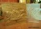 3D frēzēšana ozolā un organiskajā stiklā