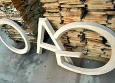 Koka burti nospiedumu veidošanai betonā